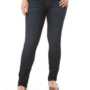 Riders by Lee Curvy Fit Midrise Skinny Jean